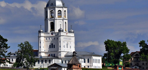 Экскурсия «Ульяновский Монастырь»