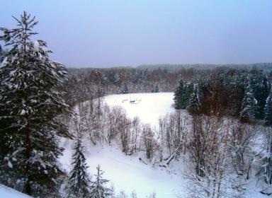 Экскурсия «Аныбские забавы. Зима»