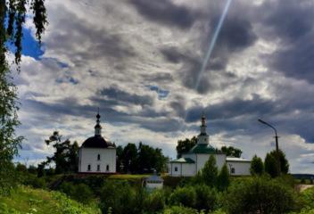 Церковь Стефана Пермского – старейший каменный храм в Коми