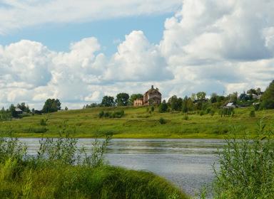 Путешествие по Княжпогостскому району