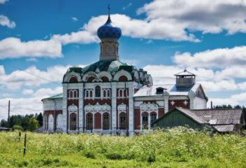 Кылтовский Крестовоздвиженский женский монастырь