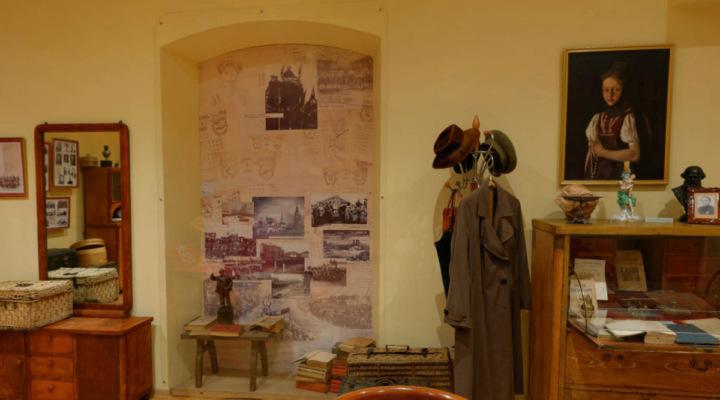 Уголок национальной литературы – музей И. А. Куратова