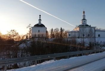 Михайло-Архангельский мужской монастырь