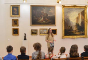 Островок художественного мастерства – Национальная галерея Республики Коми