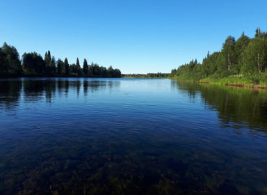 Сплав по реке Щугор
