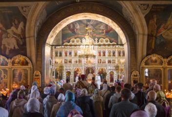 Место божественных чудес – Церковь Вознесения Господня