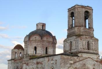 Церковь Николая Чудотворца в Пыёлдино