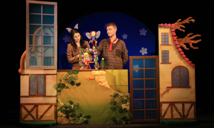 V Международный фестиваль театров кукол «В гостях у Мойдыся»