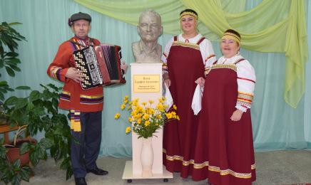 Литературно-музыкальная композиция «Слово Усть-Вымской земли»