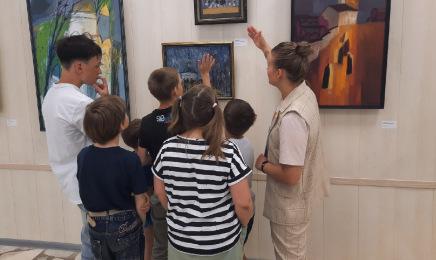 Открытие выставки «…Место, глаголемое Усть-Вымь и тамо водворися …»