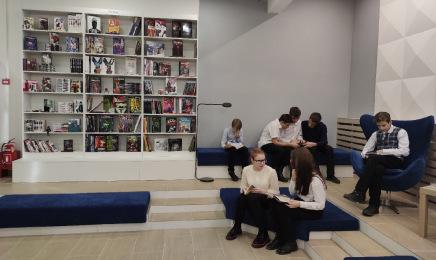 Литературный калейдоскоп «Коми писатели – детям»