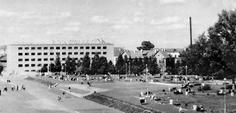 Дата снимка: 1960-е годы автор фото В. А. Ануфриев
