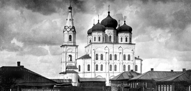 Дата снимка: начало XX века. Источник: oldsyktyvkar