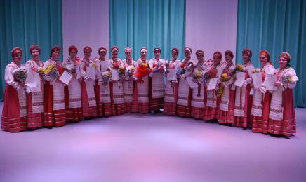 Юбилейный концерт народного хора им. В.Т. Чисталёва «Эжваса дзоридзьяс»