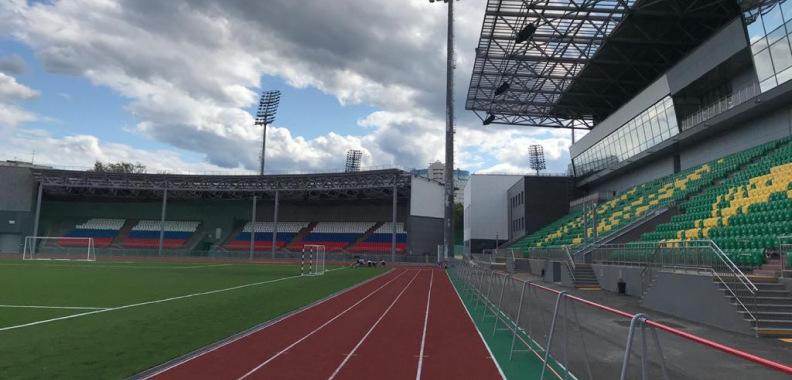 Республиканский стадион. Фото Без формата