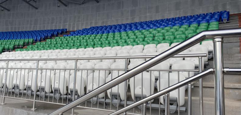 Республиканский стадион. Фото Официального портала Республики Коми